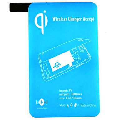 1 USB 포트 고속 충전 Other 무선 충전기 충전기 만 핸드폰의 경우 Wireless charging patch   Ultrathin   Simple installation(5V , 2A)