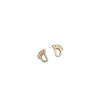Női Beszúrós fülbevalók - Ezüst Divat Arany / Ezüst Kompatibilitás Parti / Napi