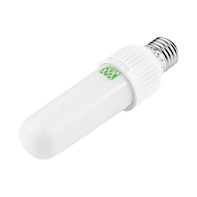 YWXLIGHT® 800-900 lm E26/E27 LED kukorica izzók T 48 led SMD 4014 Dekoratív Meleg fehér Hideg fehér AC 110-130V AC 220-240V AC 85-265V