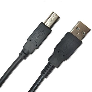노란색 knife® USB 2.0-USB 2.0 1.0M (3 피트)