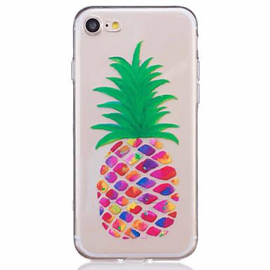 제품 iPhone 8 iPhone 8 Plus iPhone 7 iPhone 7 Plus iPhone 6 케이스 커버 패턴 뒷면 커버 케이스 과일 소프트 TPU 용 Apple iPhone 8 Plus iPhone 8 아이폰 7 플러스 아이폰 (7)