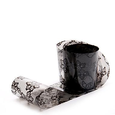 1 Biżuteria do paznokci Naklejki 3D na paznokcie Kwiat Modny Codzienny Wysoka jakość
