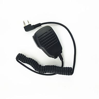 walkie-talkie mikrofon ramię mikrofonu czysty dźwięk i upuść odporne nadaje się do kendood Baofeng 365 WOUXUN tyt