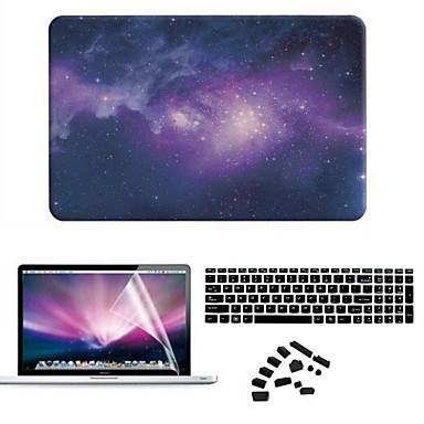MacBook Futerał na Futerały pełne Sky Rysunek Plastikowy MacBook Air 11 cali MacBook Pro 15 cali z wyświetlaczem Retina MacBook Pro 13-