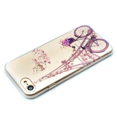 Per Torre iPhone 7 iPhone 7 05270645 Morbido Eiffel Custodia iPhone Apple 6 Per retro Fantasia Custodia iPhone per 5 TPU iPhone Plus 7 disegno dBpOq0x