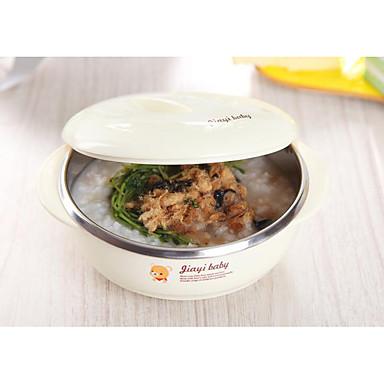 Rozsdamentes acél Étkezési tálak étkészlet - Jó minőség