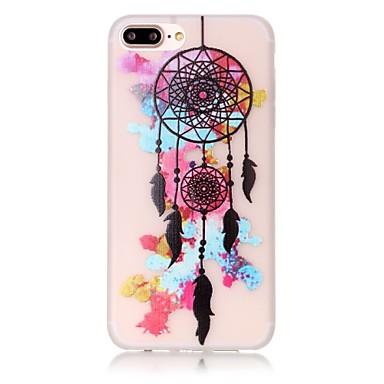 용 아이폰7케이스 / 아이폰7플러스 케이스 / 아이폰6케이스 야광 / 패턴 케이스 뒷면 커버 케이스 Other 소프트 TPU Apple아이폰 7 플러스 / 아이폰 (7) / iPhone 6s Plus/6 Plus / iPhone 6s/6 /