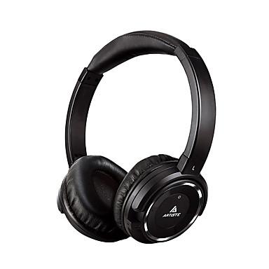 ARTISTE ABH302 A fülön túl Fejpánt Vezeték nélküli Fejhallgatók Dinamikus Mobiltelefon Fülhallgató A hangerőszabályzóval Zajszűrő