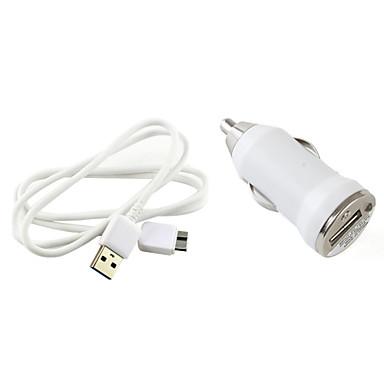 Φορτιστής Αυτοκινήτου Φορτιστής USB τηλεφώνου Ευρωπαϊκή Πρίζα Κιτ Φορτιστή 1 θύρα USB 1A DC 12V-24V Για κινητό τηλέφωνο