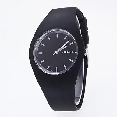 Pentru femei Ceas de Mână Ceas Elegant Ceas La Modă Ceas Sport Chineză Quartz Silicon Bandă Charm Creative Casual Multicolor