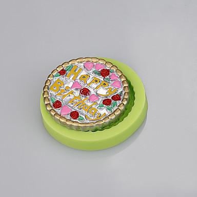 케이크 주형 얼음 초콜렛 Cupcake 쿠키 케이크 실리콘 환경친화적인 고품질 패션 베이킹 도구 케이크 장식 뜨거운 판매 새로운 도착 넌스틱