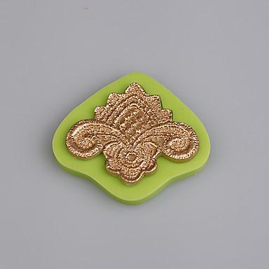 페스트리 툴 얼음 초콜렛 Cupcake 쿠키 케이크 실리카 젤 실리콘 환경친화적인 고품질 패션 베이킹 도구 케이크 장식 뜨거운 판매 새로운 도착 핸들 넌스틱