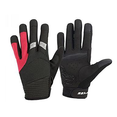 Rękawiczki sportowe Rękawiczki dotykowe Keep Warm Zdatny do noszenia Wearproof Ochronne Ochrona przed bakteriami Full Finger Spandex