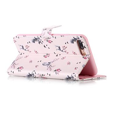 iPhone Animali Con Apple per pelle di supporto credito Plus 6 7 7 sintetica iPhone Resistente A portafoglio Porta iPhone iPhone Plus Integrale Plus 7 Per 6s iPhone carte 05254572 iPhone Custodia 7 Zq5wFUw