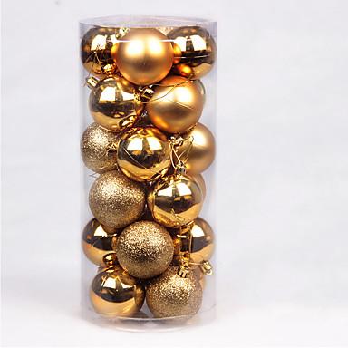 1db karácsonyi lógni labda dekoráció karácsonyi jelmezbál