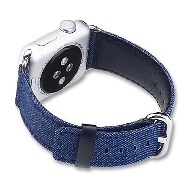 Nézd Band mert Apple Watch Series 3 / 2 / 1 Apple Hagyományos csat Bőr Csuklópánt