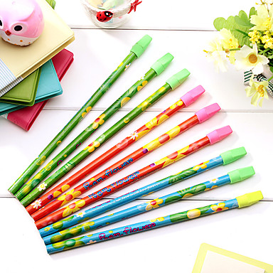 12 토치 가죽 헤드 연필 (12PCS)