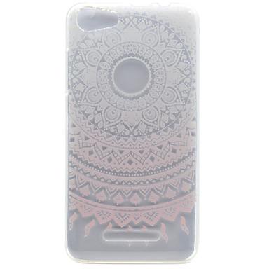wiko lenny 2 lenny 3 핑크 해바라기 패턴 높은 침투성 tpu 소재 전화 쉘 for 펄프 fab 4g