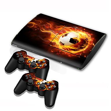 B-SKIN USB Táskák, tokok és tartók Matrica - Sony PS3 Újdonságok Vezeték néküli #