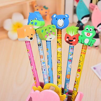 만화 자동 연필 (12PCS)