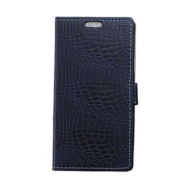 Mert Kártyatartó / Pénztárca / Állvánnyal / Flip Case Teljes védelem Case Egyszínű Kemény Műbőr Samsung On 7 / On 5