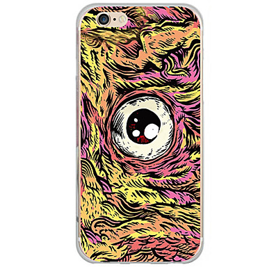 용 아이폰6케이스 아이폰6플러스 케이스 아이폰5케이스 케이스 커버 패턴 뒷면 커버 케이스 카툰 하드 PC 용 Apple iPhone 6s Plus iPhone 6 Plus iPhone 6s 아이폰 6 iPhone SE/5s iPhone 5