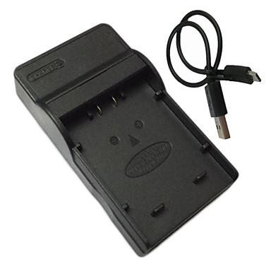 S006 micro usb mobil kamera akkumulátor töltő Panasonic S002 e S006 e BM7 FZ7 FZ8 FZ18 FZ28 FZ30 FZ35 FZ38 FZ50