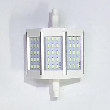 420 lm R7S LED 콘 조명 T 45LED LED가 SMD 3014 장식 따뜻한 화이트 차가운 화이트 AC 85-265V