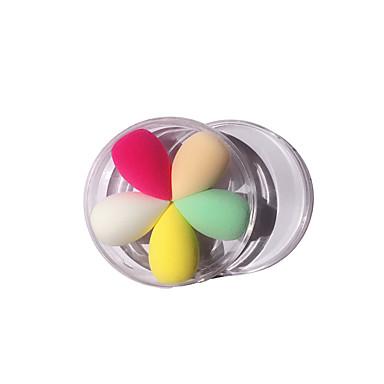 5 db Púder puff/Szépségápolási kellék csepp forma Folyadék Púder Khaki