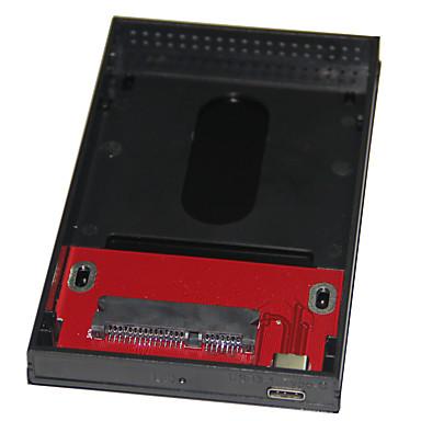 새로운 usb3.1 유형 - 모바일 하드 디스크 상자 C 직렬 포트 임의의 색상의 2.5 인치 SATA 하드 디스크 상자
