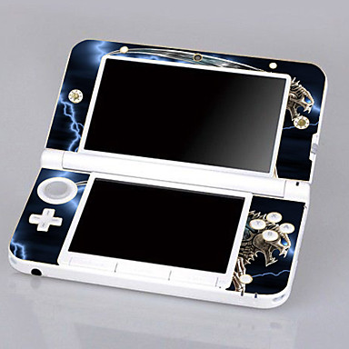 B-SKIN 3DS USB Bags, Cases and Skins / Sticker For Nintendo New 3DS Novelty Bags, Cases and Skins / Sticker PVC unit Wireless