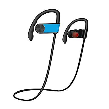 BH-01 귀에 무선 헤드폰 Aluminum Alloy 스포츠 및 피트니스 이어폰 볼륨 컨트롤 마이크 포함 헤드폰