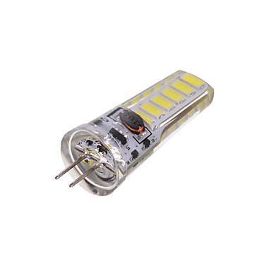 G4 LED betűzős izzók T 12 LED SMD 5730 Dekoratív Meleg fehér Hideg fehér 2800-3200/6000-6500lm 2800-3200K/6000-6500K