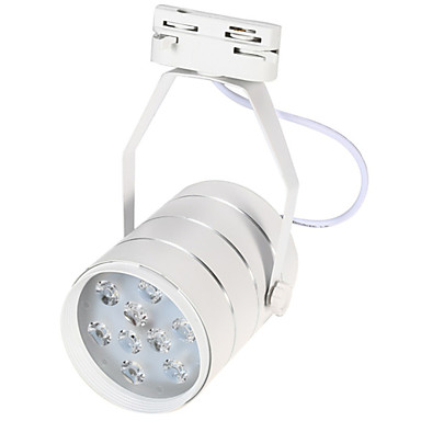 LED 휴대용 조절가능 쉬운 설치 트랙 조명 따뜻한 화이트 차가운 화이트 내추럴 화이트 85-265V 복도/계단 주방 가정 & 사무실