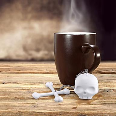 Strecurătoare Novelty Cadou Pentru Zilnic Ceai Silicon