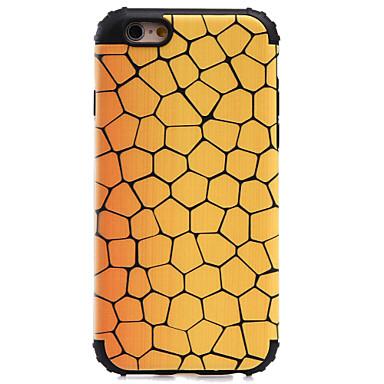 Για Ανθεκτική σε πτώσεις / Με σχέδια tok Πίσω Κάλυμμα tok Γεωμετρικά σχήματα Σκληρή PC για AppleiPhone 7 Plus / iPhone 7 / iPhone 6s