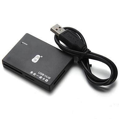 Kawau usb hub kártyaolvasó és USB 2.0 * 3 micro sd kártya / SD kártya / m2