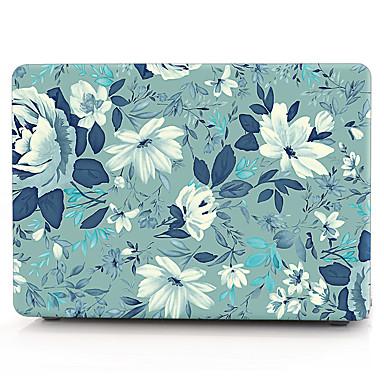 MacBook Tok laptop táskák mert MacBook Air 13 hüvelyk MacBook Pro 13 hüvelyk MacBook Air 11 hüvelyk Macbook MacBook Pro Retina Virág