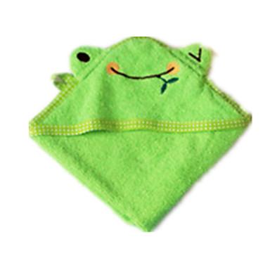 yeşil pamuk temizleme köpekler banyo havlusu 1PS (ler kodu)