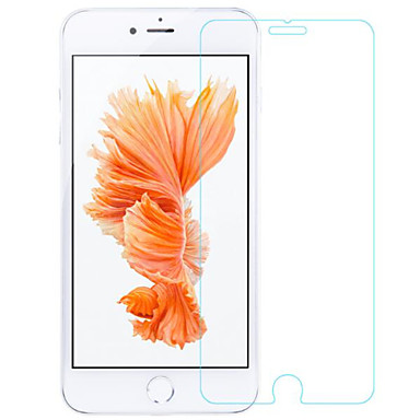 Недорогие Защитные пленки для iPhone 6s / 6 Plus-AppleScreen ProtectoriPhone 7 Plus HD Защитная пленка на всё устройство 1 ед. Закаленное стекло / iPhone 6s Plus / 6 Plus