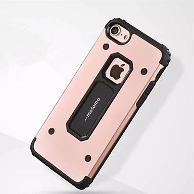 إلى ضد الصدمات غطاء غطاء خلفي غطاء لون صلب قاسي معدن إلى Apple فون 7 زائد / فون 7 / iPhone 6s Plus/6 Plus / iPhone 6s/6 / iPhone SE/5s/5