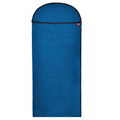 Uyku Tulumu Dikdörtgen Uyku Tulumu 10°C Nemgeçirmez Su Geçirmez Taşınabilir Katlanabilir Dikdörtgen Hava Alan 180 Yürüyüş Kamp İç Mekan