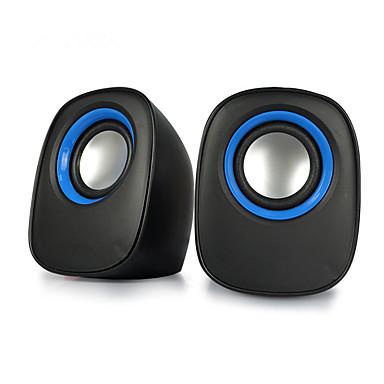 Regał głośników komputerowych 2.0 Przenośny / Stereo / Mini / Super Bass