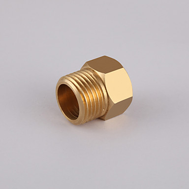 Faucet accessory - Superior Quality - Contemporary Brass Conversion Adapter - Finish - Antique Bronze