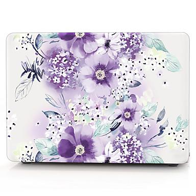 Wisteria virág macbook számítógép esetében macbook air11 / 13 pro13 / 15 profi retina13 / 15 macbook12