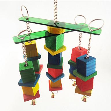 Ptak Zabawki Drewniany