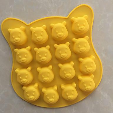 Narzędzia do pieczenia Silikonowy Nieprzylepny / 3D / DIY Chleb / Tort / Ciasteczka Forma do pieczenia