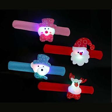 4 개 LED 밤 빛 컴팩트 사이즈 / 작은 사이즈 예술적 / LED / 모던 / 콘템포라리