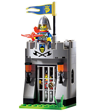 Τουβλάκια Παιχνίδια Κάστρο Πρωτότυπες Αγορίστικα Κομμάτια