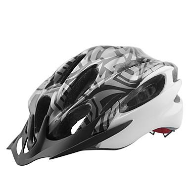 Bike Helmet CE Ποδηλασία 18 Αεραγωγοί Ρυθμιζόμενο One Piece Σκίαση Βουνό Αθλητικά Youth Ποδηλασία Βουνού Ποδηλασία Δρόμου Ποδηλασία